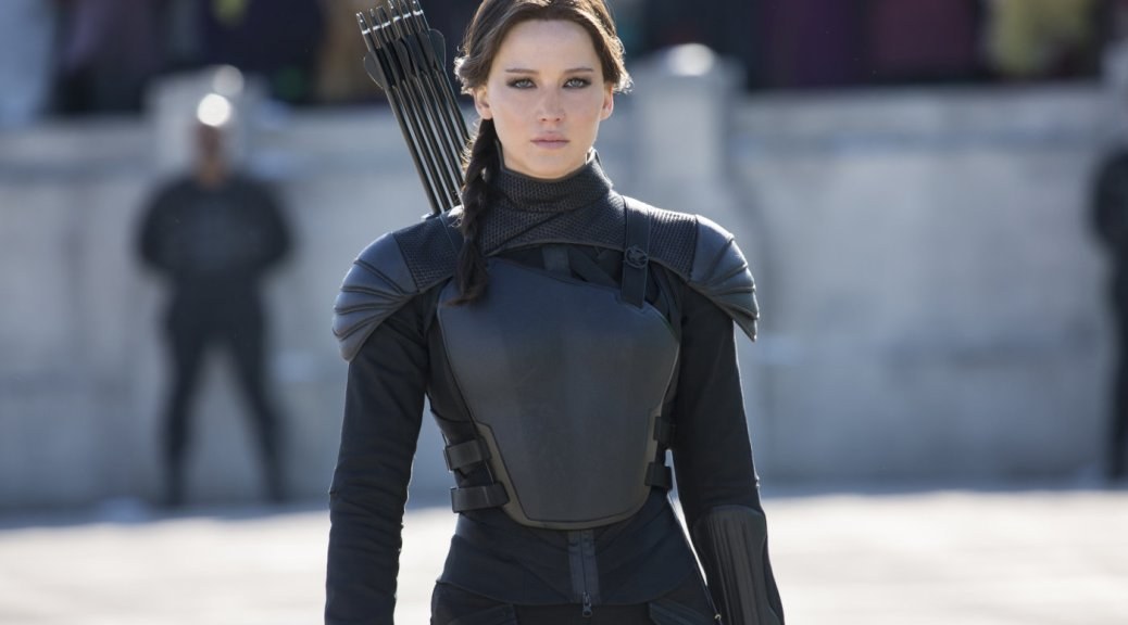 «The Hunger Games: Mocking Jay - Part 2» Foto: Impuls Pictures