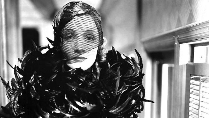 Marlene Dietrich in «Shanghai Express»